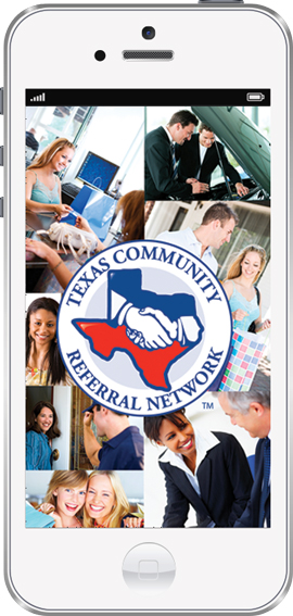 Texas Community Referral Network App